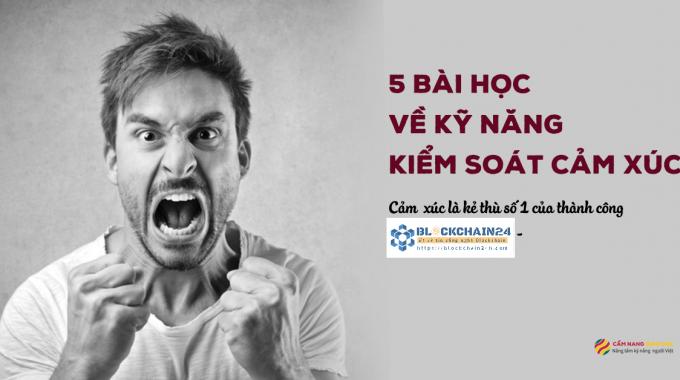 5 mẹo kiểm soát cảm xúc dành cho Trader