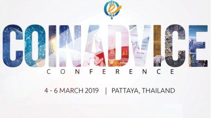 CoinAdvice: Hội nghị về tiền điện tử và Blockchain 2019