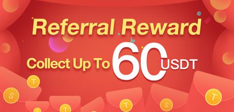 Phần thưởng lên tới 60USDT khi đăng ký sàn UniDAX