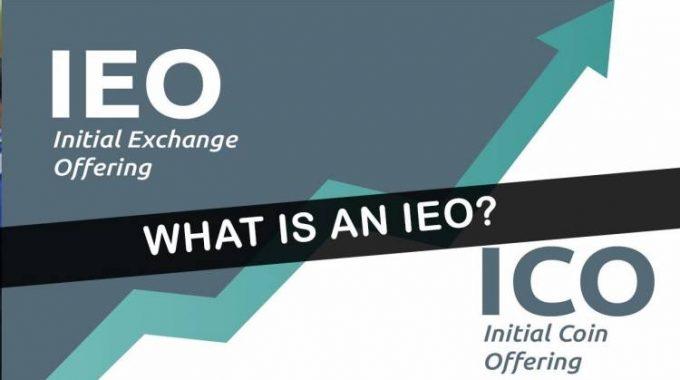 IEO là gì ? (Niêm yết trên sàn giao dịch trực tiếp – Initial Exchange Offering )