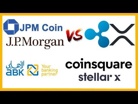 """Tiền mã hóa của JPMorgan sẽ """"Xóa sổ Ripple""""; Liệu XRP có gặp rắc rối không?"""
