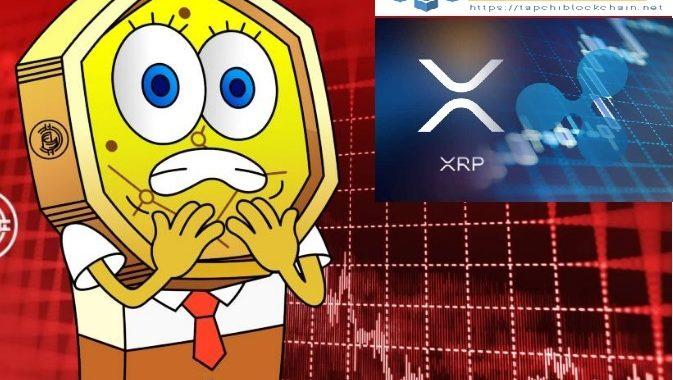 Phân tích giá RIPPLE : XRP sẽ giảm?