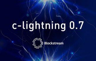 Blockstream phát hành bản nâng cấp c-lightning 0.7 trên mạng Lightning Network của Bitcoin