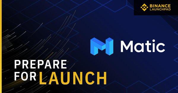 Matic Network (MTX) được chọn để IEO vào ngày 24/4/2019 trên sàn BINANCE
