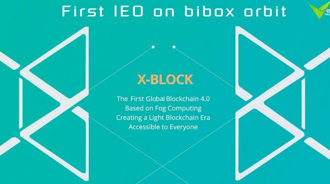 X-block ieo là gì? Thông tin dự án IEO đáng giá nhất trên nền tảng bibox orbit đợt 1.