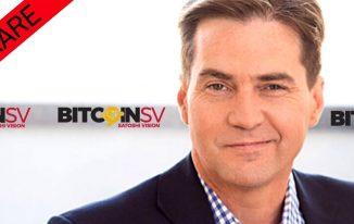 Bitcoin SV tăng 200% trong ít phút khi Craig Wright đăng ký bản quyền whitepaper Bitcoin