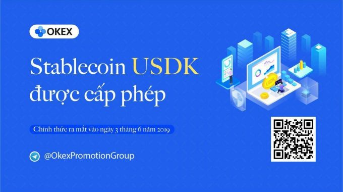OKEx Lists Stablecoin USDK, Compliance and Transparency is the Primary Criterion