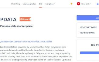 [HOT] Chỉ còn một ngày để sở hữu PDATA token