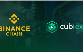 Cubiex một nền tảng Game thể thao, Dự án IDO thứ hai trên Binance- dex có gì đặc biệt?