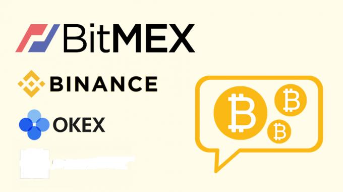 OKEx tham gia liên minh với BitMEX và Binance để tiết lộ khối lượng giao dịch đáng tin cậy