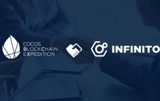 Infinito Chính Thức Hợp Tác Với Nền Tảng Game Kỹ Thuật Số Hàng Đầu Cocos-BCX
