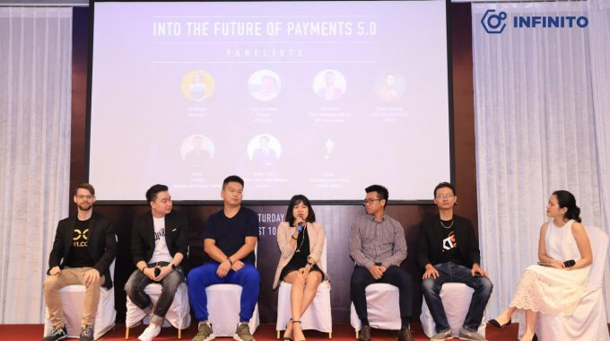 Infinito Cùng Với Các Công Ty Blockchain Hàng Đầu Hội Tụ Tại Sự Kiện Into The Future of Payments 5.0