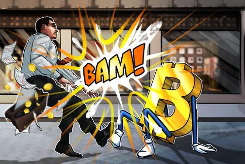Giá chênh khổng lồ trên các sàn giao dịch trong vụ flash crash Bitcoin hôm qua