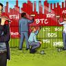 Phân tích giá 17/09: BTC, ETH, XRP, BCH, LTC, BNB, EOS, BSV, XMR, ADA