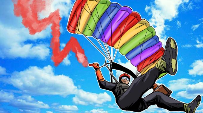 BTC đột ngột cắm mỏ về 8.500 đô la, hình thành tam giác giảm dần, điều quái gì đang diễn ra?