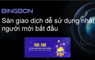 Trải nghiệm sàn Bingbon để nhận 100$ bonus