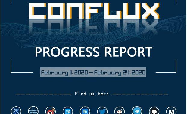 Cập nhật báo cáo hoạt động Conflux tuần (11/02/2020–24/02/2020)