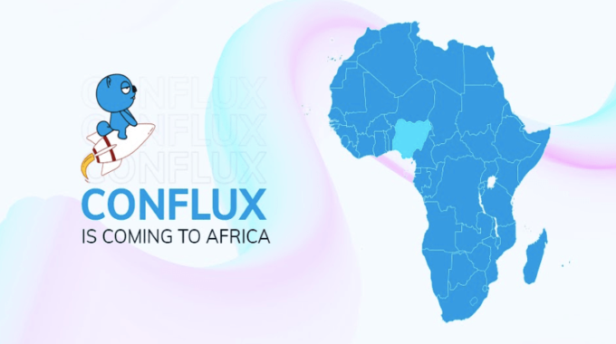 Dự án khởi nghiệp Conflux của Trung Quốc thành lập cơ sở ở Châu Phi