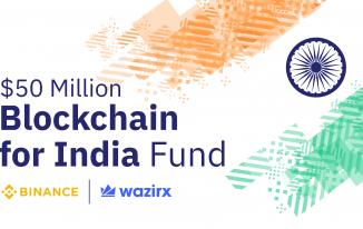 Binance, WazirX ra mắt quỹ token 50 triệu USD đầu tư vào các startup blockchain Ấn Độ